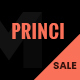 Princi - Responsive Printing Services Web Template Nulled