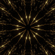 Gold Kaleidoscope Backgrounds Loop 1 - VideoHive Item for Sale