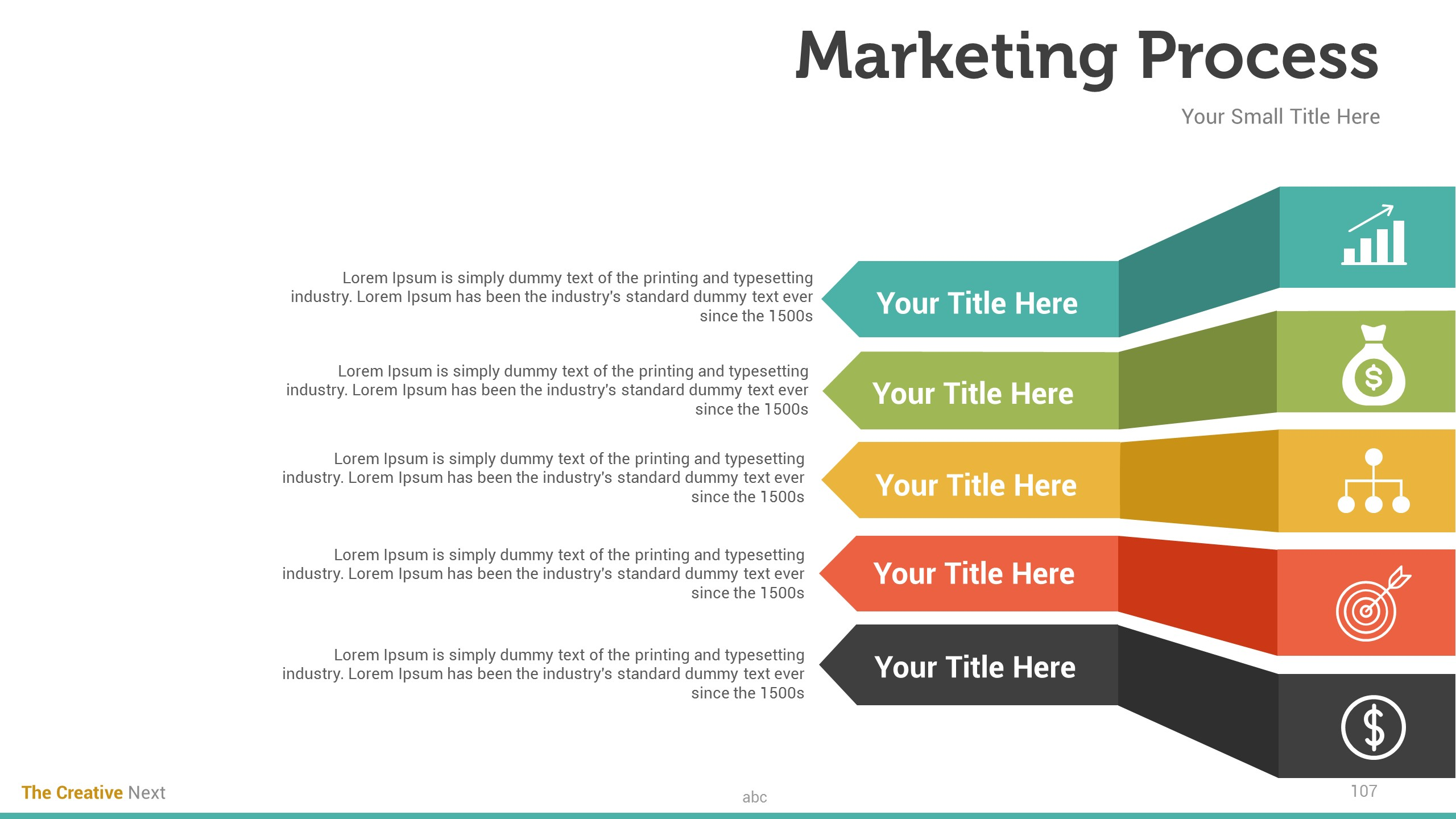 ready multipurpose pitch deck powerpoint template by