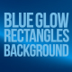 Blue Glow Rectangles Background - VideoHive Item for Sale