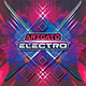 Arigato Electro Flyer/ Poster Template