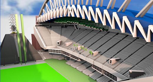 Centurylink Field Stadium