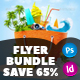 Travel Tour Flyer Bundle - GraphicRiver Item for Sale