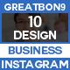 Instagram - 10 Design 2 - GraphicRiver Item for Sale
