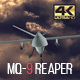 MQ 9 Reaper 4k - VideoHive Item for Sale