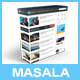 Masala - A Responsive WordPress Blog Theme