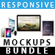 Responsive Screens Mockups Bundle - GraphicRiver Item for Sale