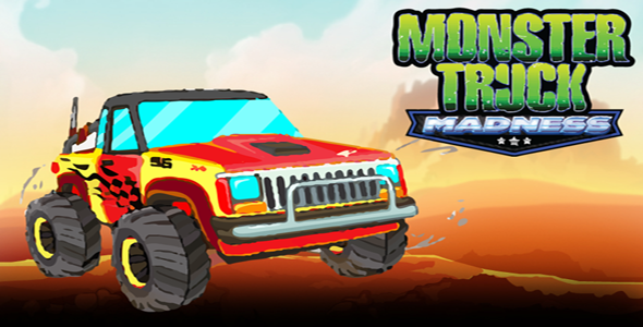 Monster Truck Madness - CodeCanyon Item for Sale