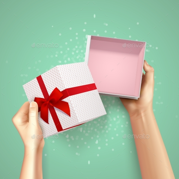 Small Gift Package Composition - Miscellaneous Seasons/Holidays