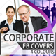 Corporate FB Covers - GraphicRiver Item for Sale
