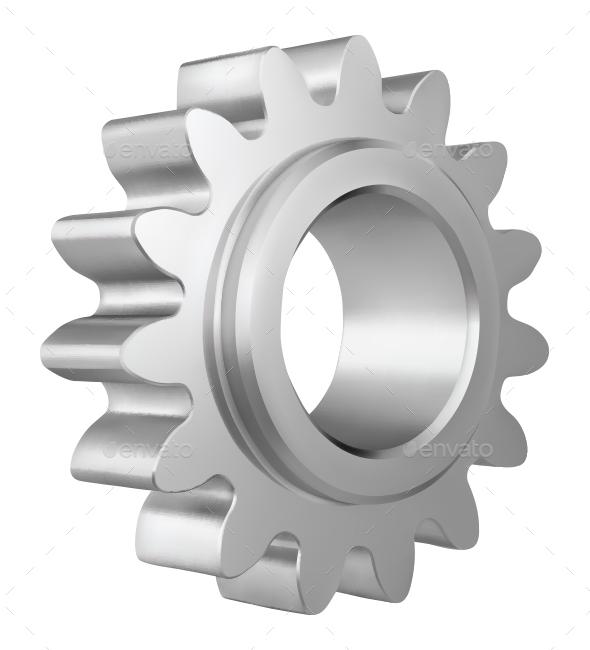 Gear - Man-made Objects Objects