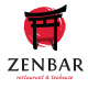 ZenBar Asian Restaurant & Teahouse Logo Template - GraphicRiver Item for Sale