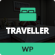 The Traveller - Hotel WordPress Theme Nulled