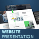 Website Presentation - VideoHive Item for Sale
