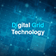 Digital Grid Technology - VideoHive Item for Sale