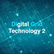 Digital Grid Technology 2 - VideoHive Item for Sale