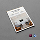 Clean Modern Brochure - GraphicRiver Item for Sale