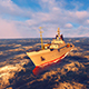 Fishing Boat In The Sea - VideoHive Item for Sale