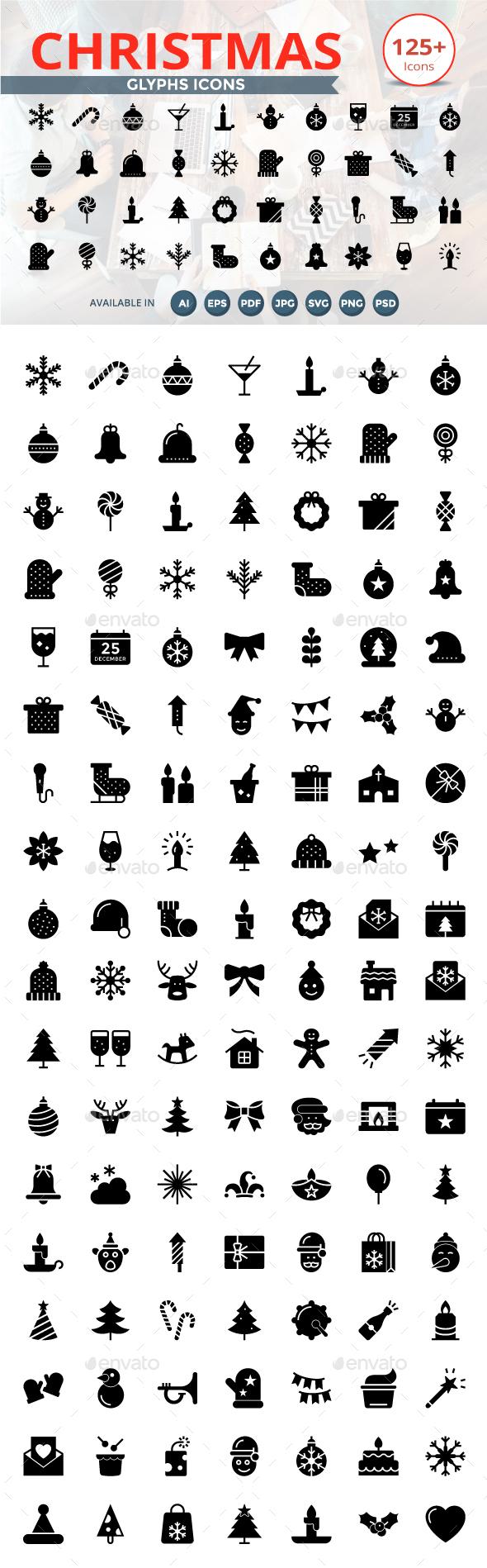 Web Design & Development Glyphs icon - Icons