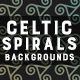 Celtic Spirals | Backgrounds - GraphicRiver Item for Sale