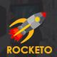 Rocketo - Multipurpose Keynote Template - GraphicRiver Item for Sale