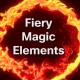 Fiery Magic Elements - VideoHive Item for Sale