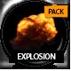 Explosion Multi Cam 01 - VideoHive Item for Sale