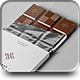 Chocolate Mock-up - GraphicRiver Item for Sale