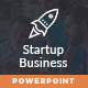Startup Business PowerPoint Template Pitch Deck - GraphicRiver Item for Sale