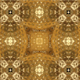 Gold Background Kaleidoscope 4K Loop - VideoHive Item for Sale