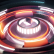VJ 3D Circle Stage Loop - VideoHive Item for Sale