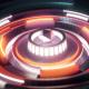 VJ 3D Circle Stage Loop - VideoHive Item for Sale