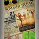 Summer Event Flyer / Poster - GraphicRiver Item for Sale