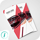 Pattern Trifold Brochure - GraphicRiver Item for Sale