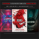Electro Music Flyer Bundle Vol. 39