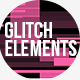 Flat Glitch Pack - VideoHive Item for Sale