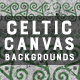 Celtic Canvas | Backgrounds - GraphicRiver Item for Sale