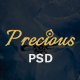 Precious - Jewelry Store PSD Template - ThemeForest Item for Sale