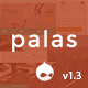 Palas - Multipurpose, eCommerce Drupal Theme Nulled
