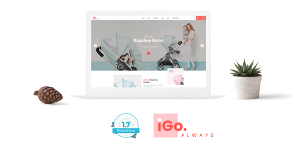 Leo Igo Always Responsive Prestashop Theme