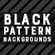Black Patterns | Backgrounds - GraphicRiver Item for Sale