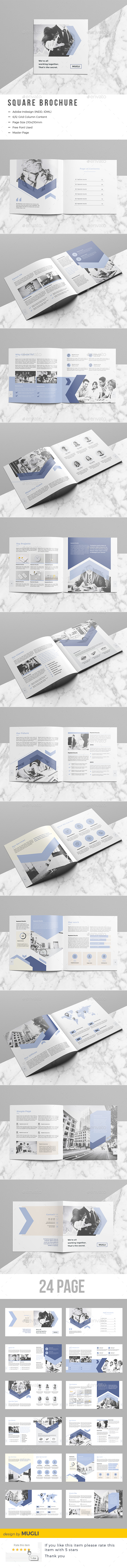 Company Square Brochure - Corporate Brochures