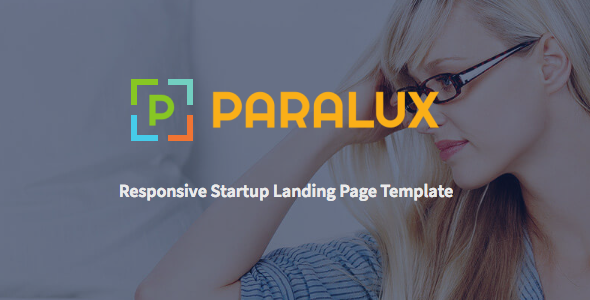 Paralux – Multipurpose One Page Parallax