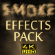 Smoke Effects - VideoHive Item for Sale