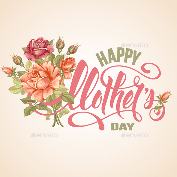Happy Mother's Day Design - Miscellaneous Seasons/Holidays