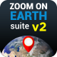 Zoom On Earth Suite - VideoHive Item for Sale