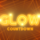 Glow Countdown Orange - VideoHive Item for Sale