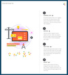 Infographics template 05.  thumbnail