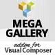 Mega Gallery Addon for Visual Composer