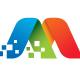 Media Pixel M Letter Logo - GraphicRiver Item for Sale